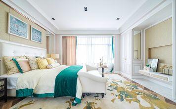 20万以上140平米别墅法式风格卧室图片大全