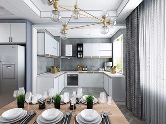 5-10万90平米现代简约风格厨房图片