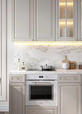 60平米一室一厅新古典风格厨房装修图片大全