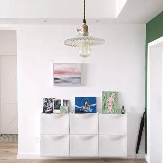 100平米三室两厅混搭风格玄关图片大全