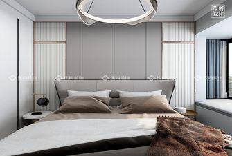 15-20万110平米三室两厅现代简约风格卧室装修图片大全