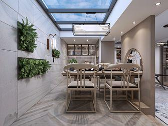 3-5万140平米别墅现代简约风格影音室图