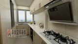 3-5万80平米三室两厅现代简约风格厨房图片大全