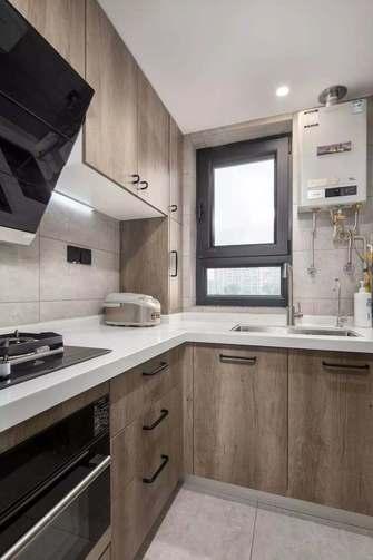 15-20万40平米小户型北欧风格厨房欣赏图