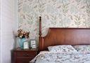 富裕型120平米三室两厅美式风格卧室装修案例