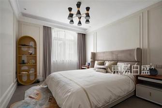 140平米四法式风格卧室装修案例