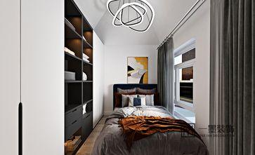 110平米四室三厅现代简约风格卧室装修效果图