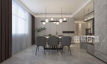 140平米三中式风格餐厅欣赏图