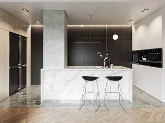 120平米一室一厅法式风格厨房效果图