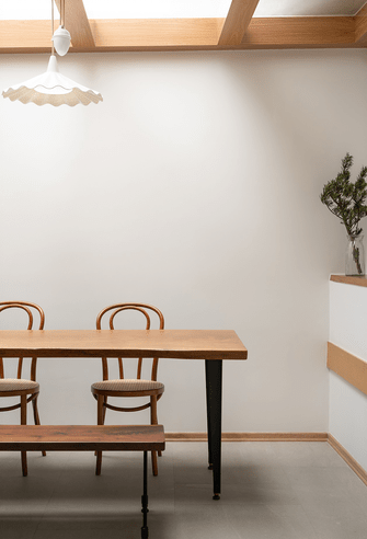 140平米四室一厅日式风格餐厅图