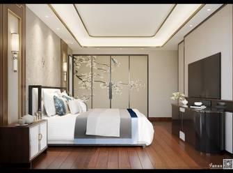 15-20万120平米三室两厅中式风格卧室装修案例