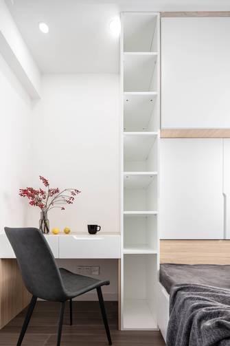 经济型90平米北欧风格书房效果图