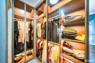 富裕型130平米四室两厅中式风格衣帽间欣赏图
