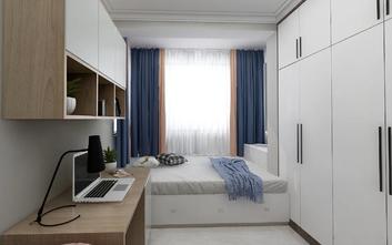 经济型一居室现代简约风格卧室欣赏图