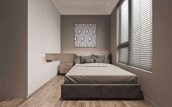 10-15万110平米三室两厅现代简约风格卧室欣赏图