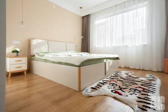 140平米四室两厅日式风格卧室装修图片大全