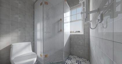 富裕型80平米美式风格卫生间效果图