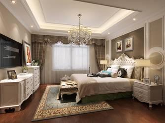 20万以上130平米欧式风格卧室图片大全
