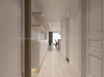 豪华型140平米三室两厅现代简约风格走廊装修效果图