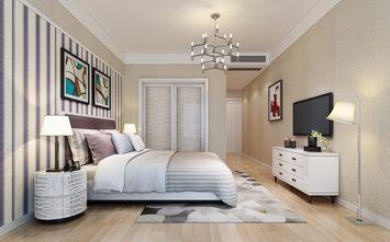 5-10万60平米一室两厅北欧风格卧室效果图