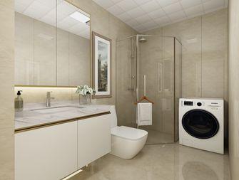 10-15万100平米三室两厅欧式风格卫生间装修效果图