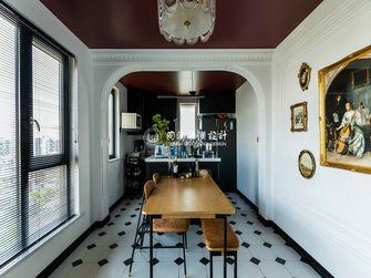 20万以上140平米复式法式风格厨房装修图片大全