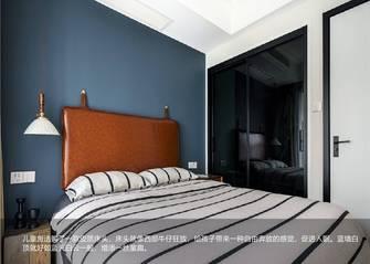 富裕型90平米三室两厅混搭风格青少年房装修案例