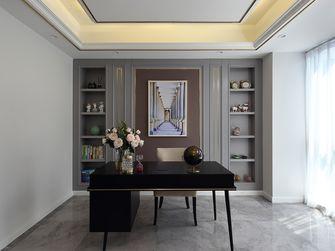 美式风格书房装修案例