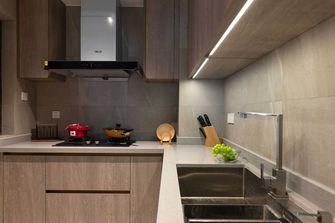 5-10万100平米三室一厅混搭风格厨房装修案例