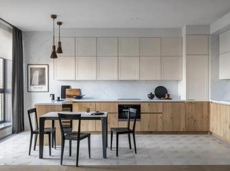 140平米法式风格厨房图