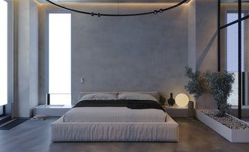 140平米三工业风风格卧室装修效果图
