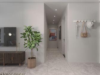 5-10万三室两厅北欧风格走廊设计图
