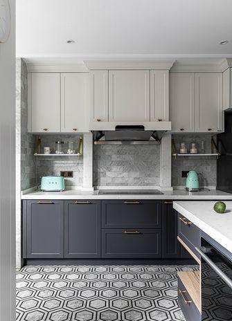 110平米三现代简约风格厨房效果图