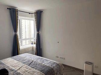 经济型一室一厅北欧风格卧室效果图