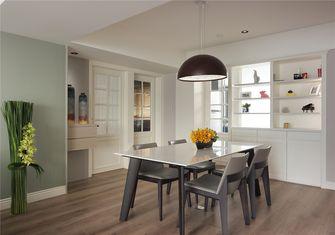 15-20万70平米公寓北欧风格餐厅欣赏图