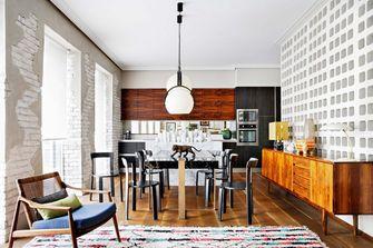 50平米公寓东南亚风格客厅装修案例