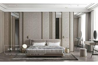 140平米三现代简约风格卧室图片