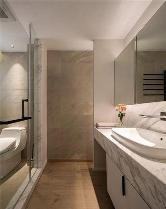 豪华型140平米三室两厅日式风格卫生间设计图