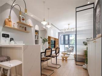 经济型90平米新古典风格客厅效果图