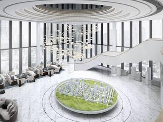140平米公装风格其他区域欣赏图