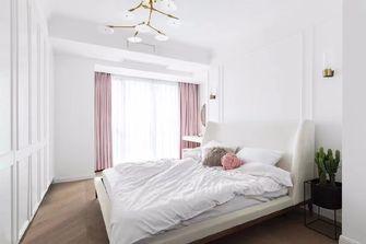20万以上100平米三室两厅混搭风格卧室图