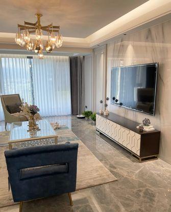 美式风格客厅图
