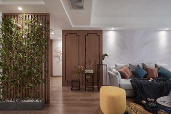 富裕型140平米三室两厅日式风格玄关设计图