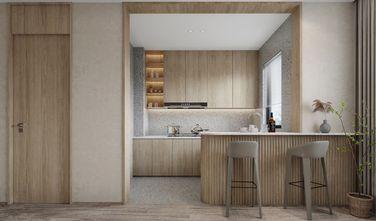 20万以上120平米日式风格厨房设计图