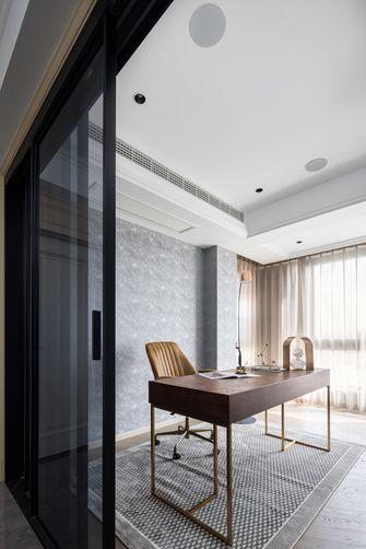 豪华型120平米四室四厅美式风格书房装修效果图