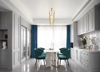 10-15万120平米三室两厅北欧风格餐厅欣赏图