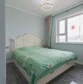 富裕型100平米三现代简约风格卧室欣赏图