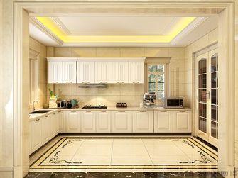 豪华型140平米欧式风格厨房设计图