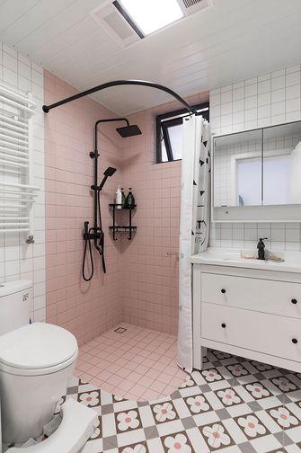 10-15万60平米公寓混搭风格卫生间图片大全