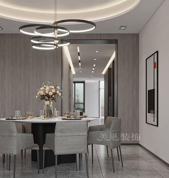 经济型120平米三中式风格餐厅欣赏图